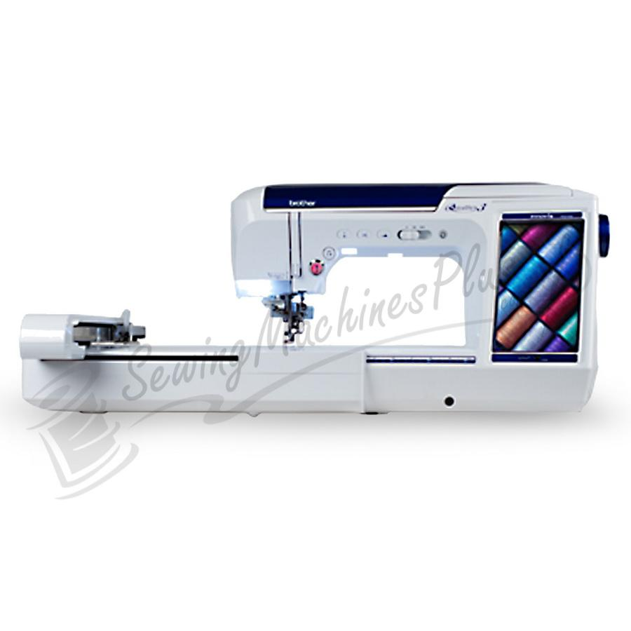 Brother Quattro 3 Innov-is 6750D Embroidery Sewing Quilting and Crafting