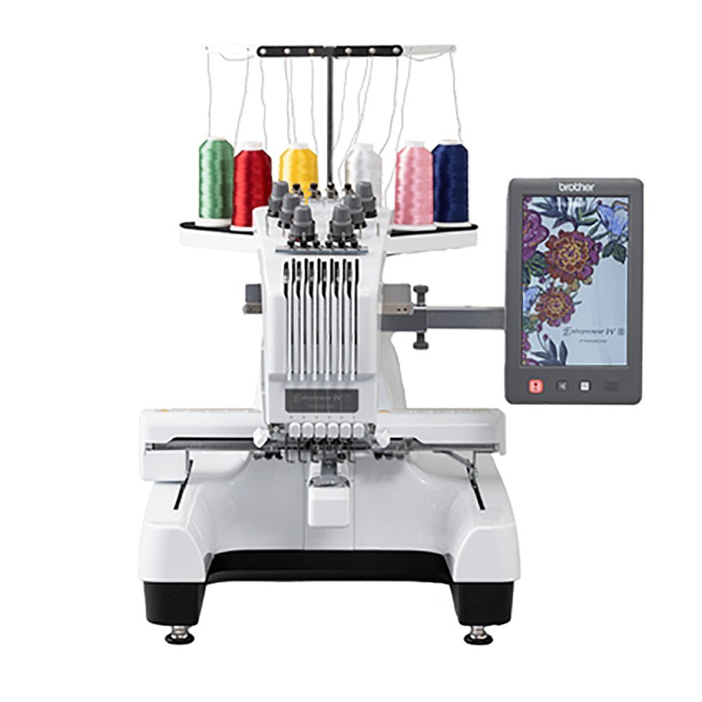 Brother Entrepreneur PR680W 6-Needle Embroidery Machine