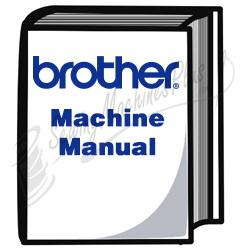 Brother CS-5055 PRW Limited Edition Project Runway Computerized Sewing Machine Manuals
