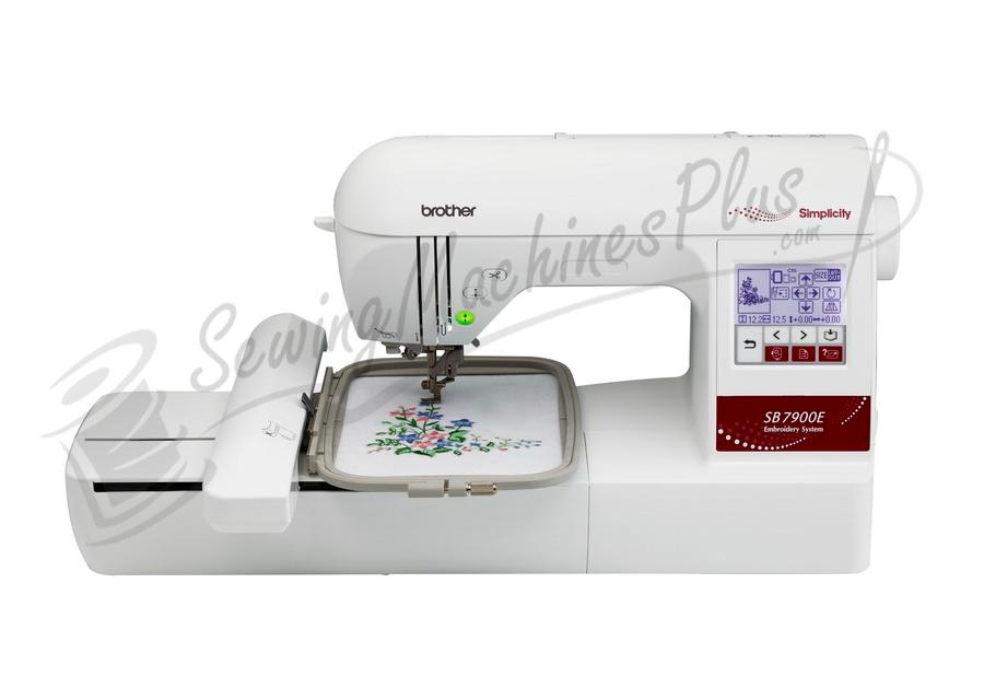 """Brother Simplicity SB7900E Embroidery Machine 5""""x7"""""""