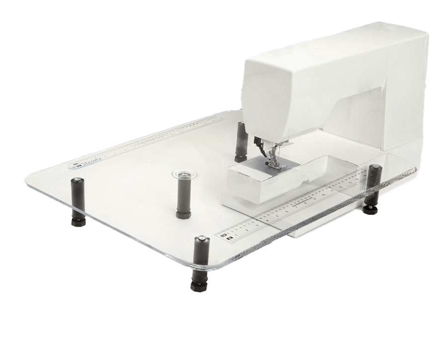 18in. x 24in. Sew Steady Extension Table for Free-arm or Embroidery Machines