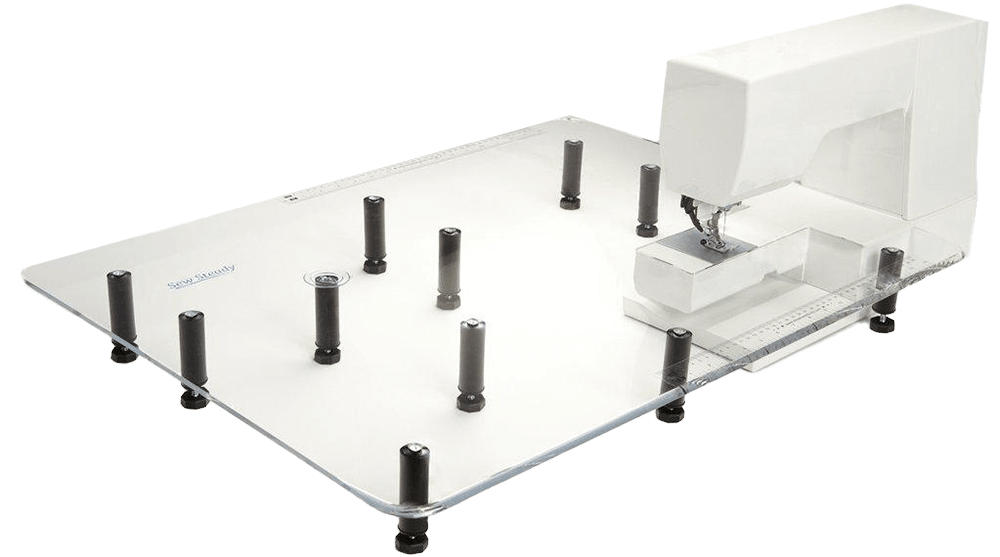 Sew Steady 32in. x 24in. Giant Sew Steady Extension Table