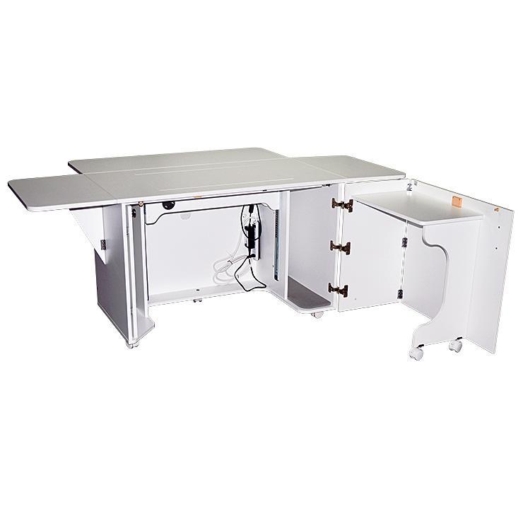 Horn 6360EL Space Saver Deluxe Cabinet
