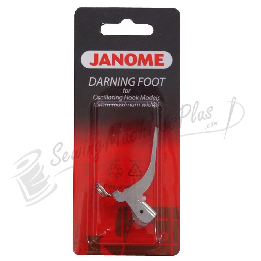 Janome Darning Foot for Oscillating Hook Models 200127000