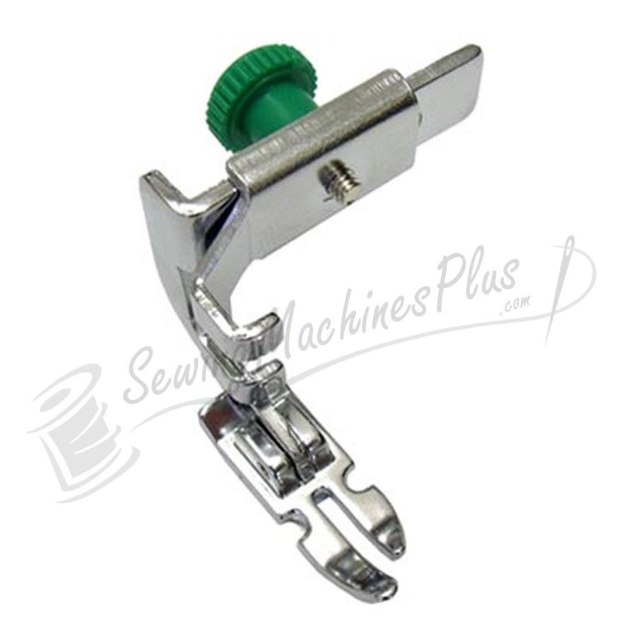 Janome Zipper Foot for Horizontal Rotary Hook & Oscillating Hook Models