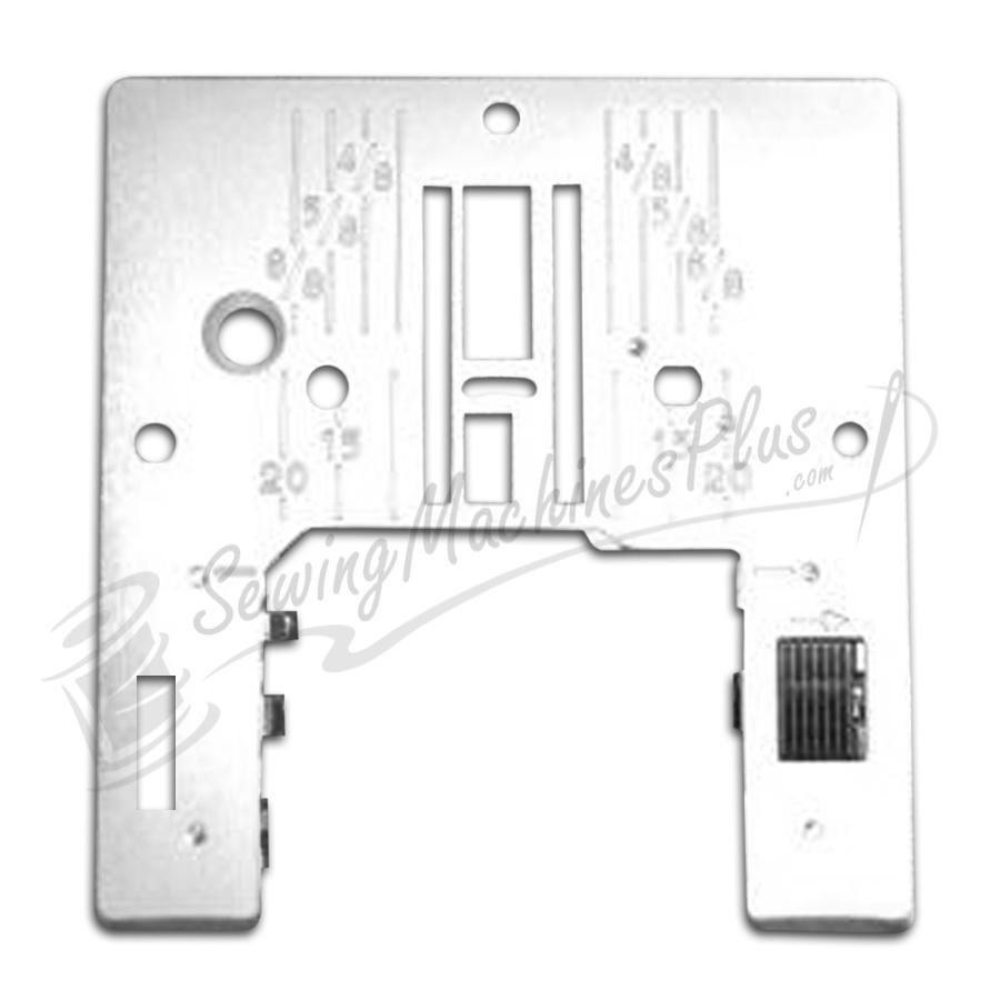 Standard Needle Plate Unit for Janome 760