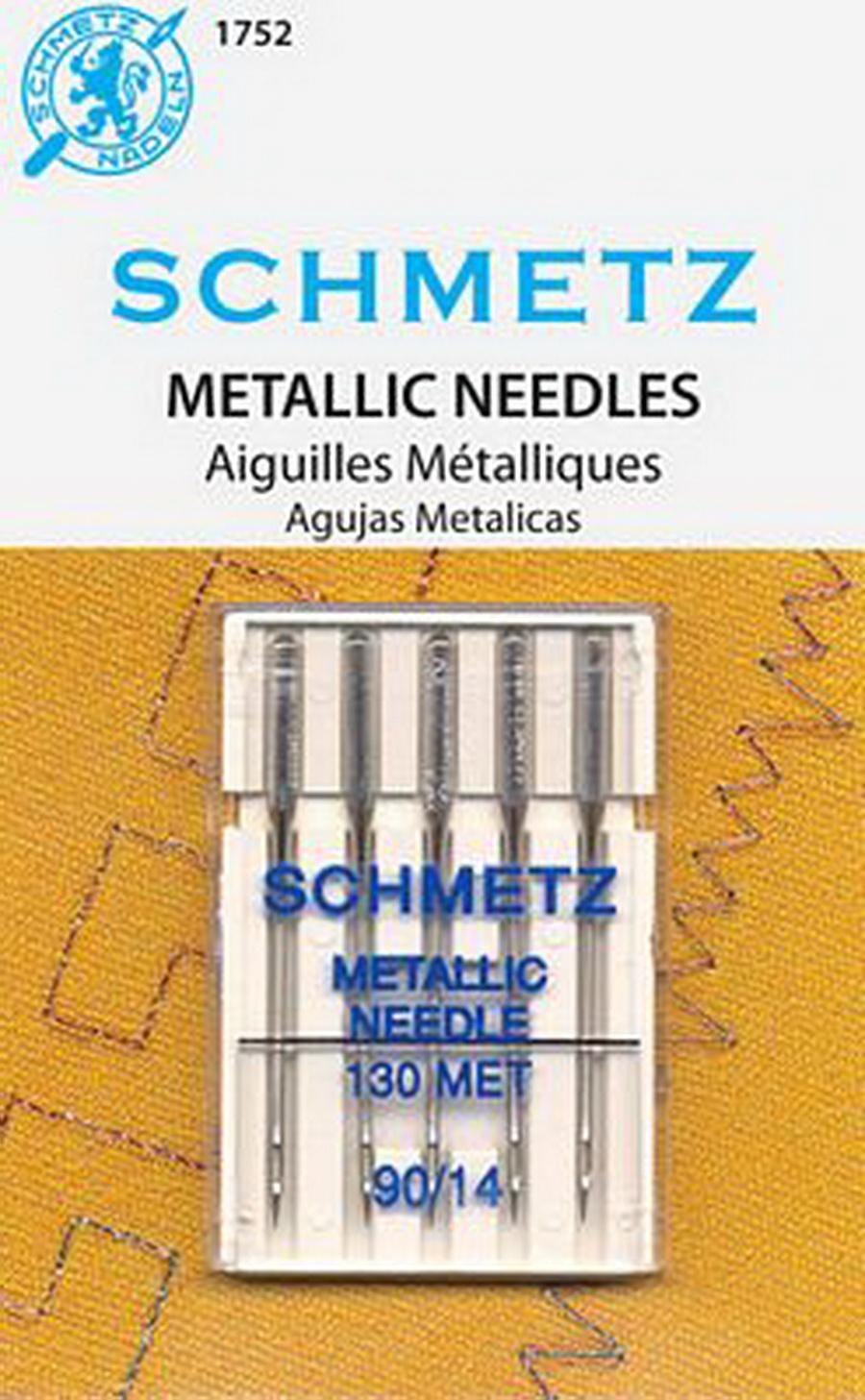 Schmetz Metallic Needles - Size 90/14