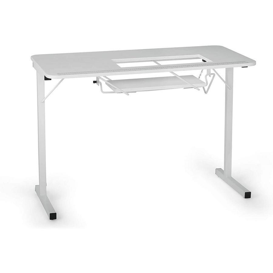 Arrow 98601 Gidget I Craft & Hobby Table - white finish