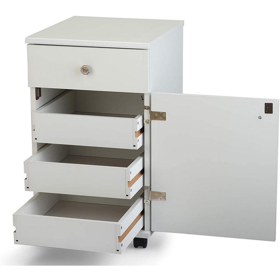 Arrow Suzi Storage Sidekick White Model 801