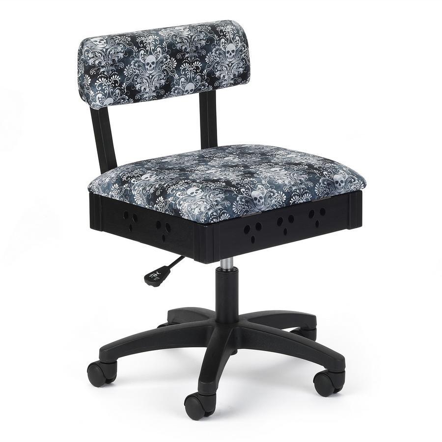 Arrow H4205 Wicked Cosplay Hydraulic Sewing Swivel, Chair Underseat Storage