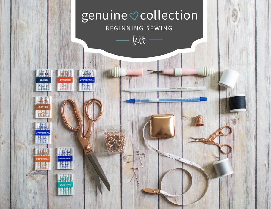 Baby Lock Genuine Collection Beginning Sewing Kit