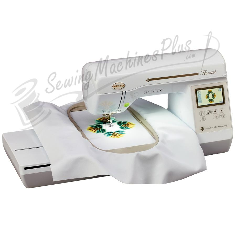Baby Lock Flourish Embroidery Only Machine (BLMFO)
