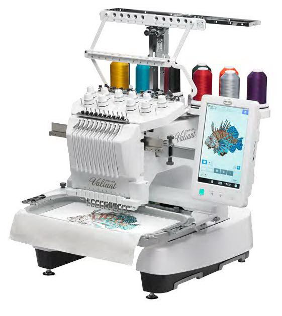 Baby Lock Valiant 10 Needle Embroidery Machine