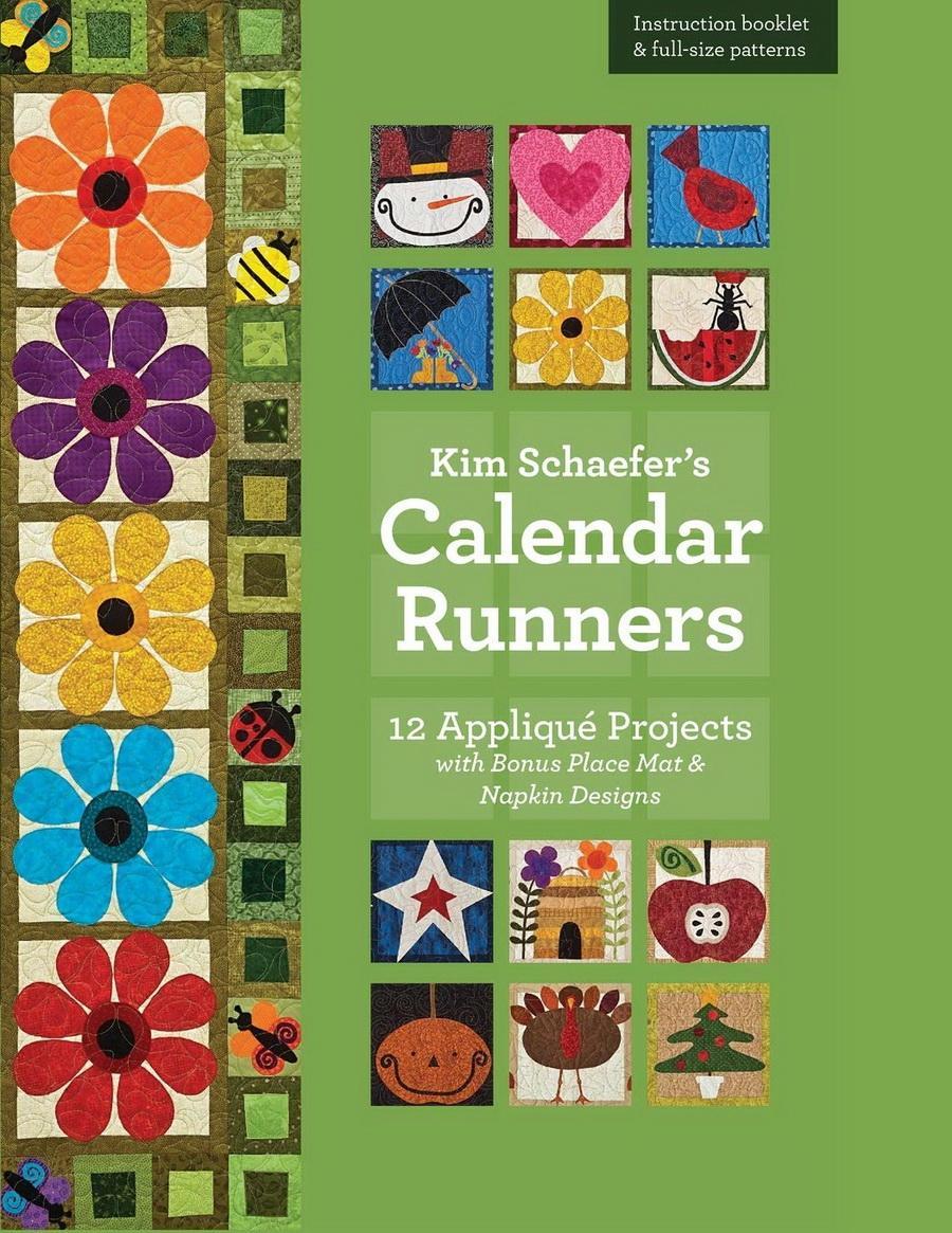 Kim Schaefers Calendar Runners