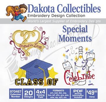 Dakota Collectibles Special Moments 970467