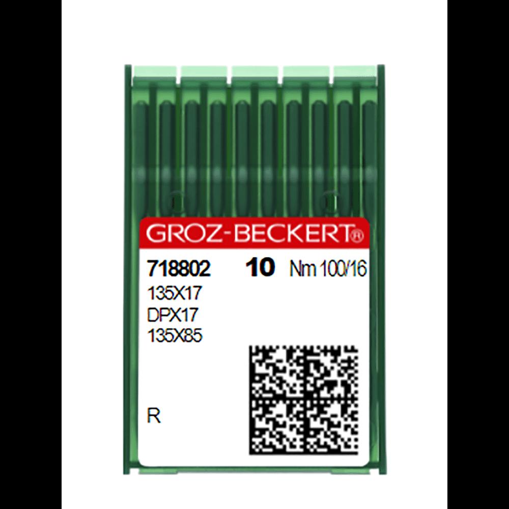 Groz-Beckert Needles 135X17/DPX17 (Nm)100/16 SY3355 (718802)