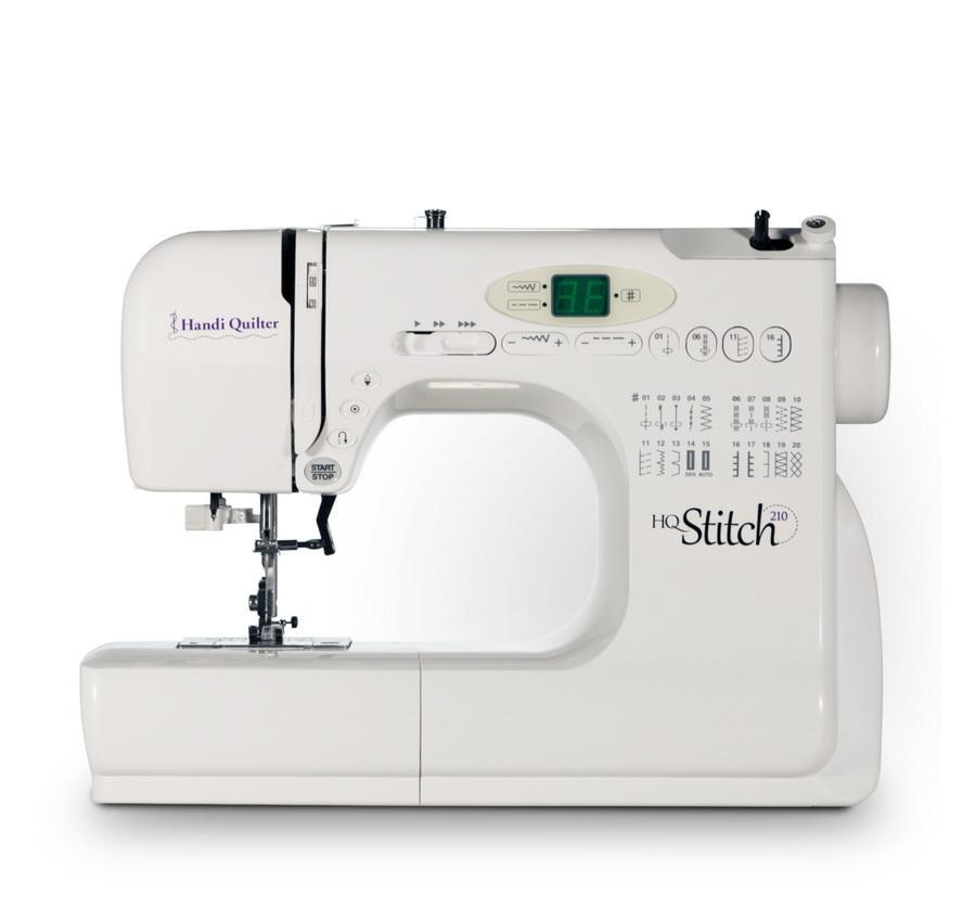 HQ Stitch 210 Machine