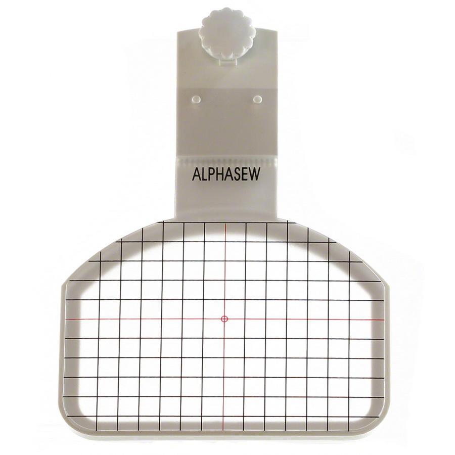 Alphasew Hat Hoop - P60876