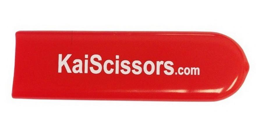 KAI Red Scissor Tip Cover
