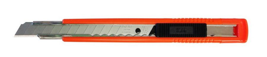 KAI 5 1/2 Inch Box Cutter With 3 Replacement Blades
