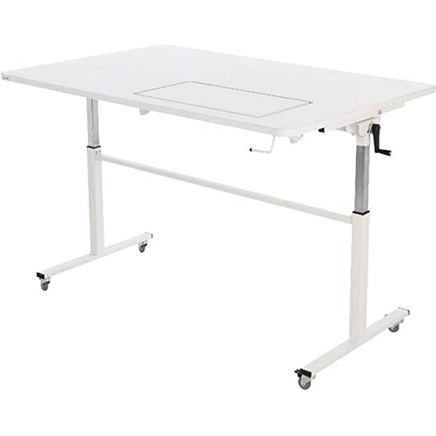 Kangaroo Kabinets Tasmanian II Height Adjustable Sewing Table