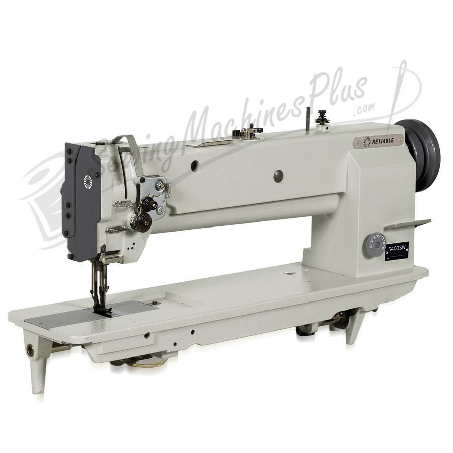 Reliable 5400SW Single Needle 18in Walking Foot Sewing Machine