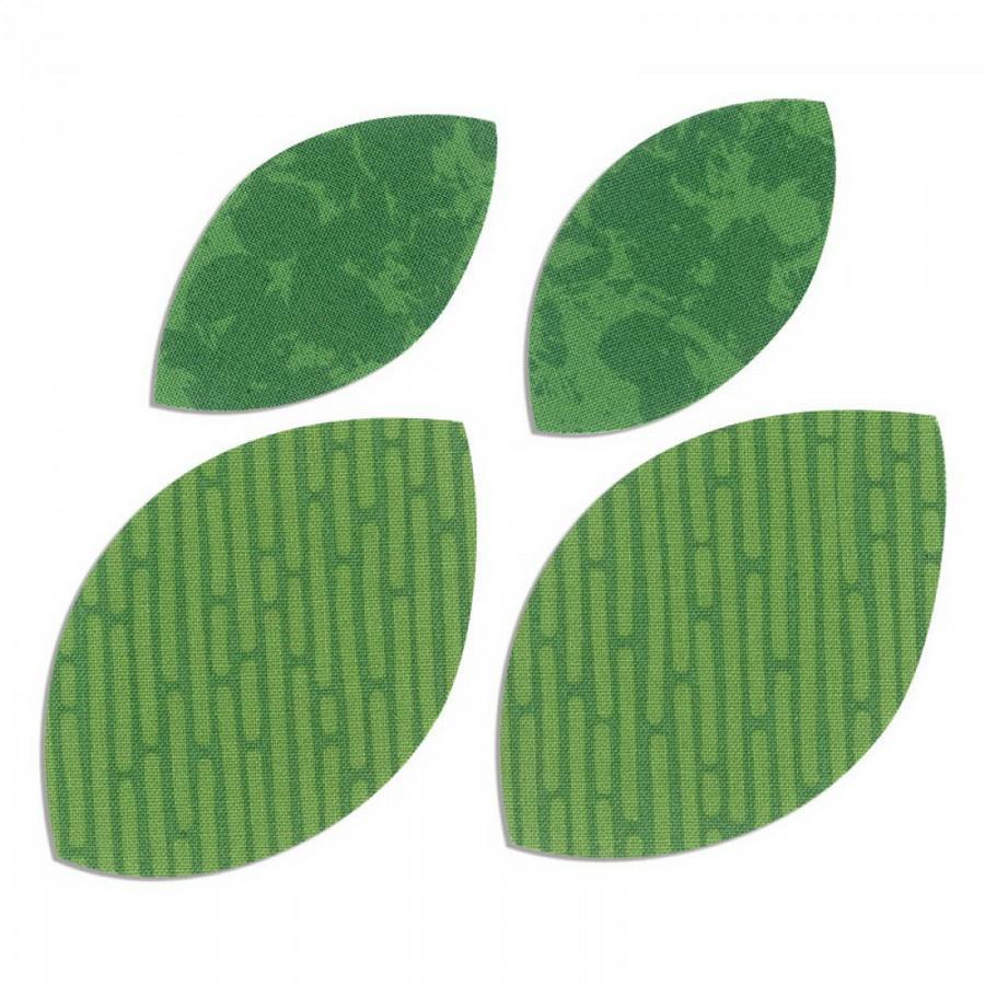 Sizzix Bigz Die - Leaves, Plain #2 by Rachael Bright (M&G)
