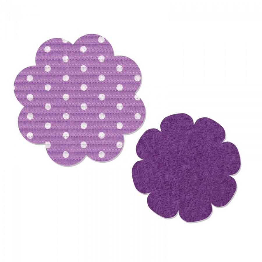 Sizzix Bigz Die - Flower Layers #12 by Stu Kilgour (M&G)