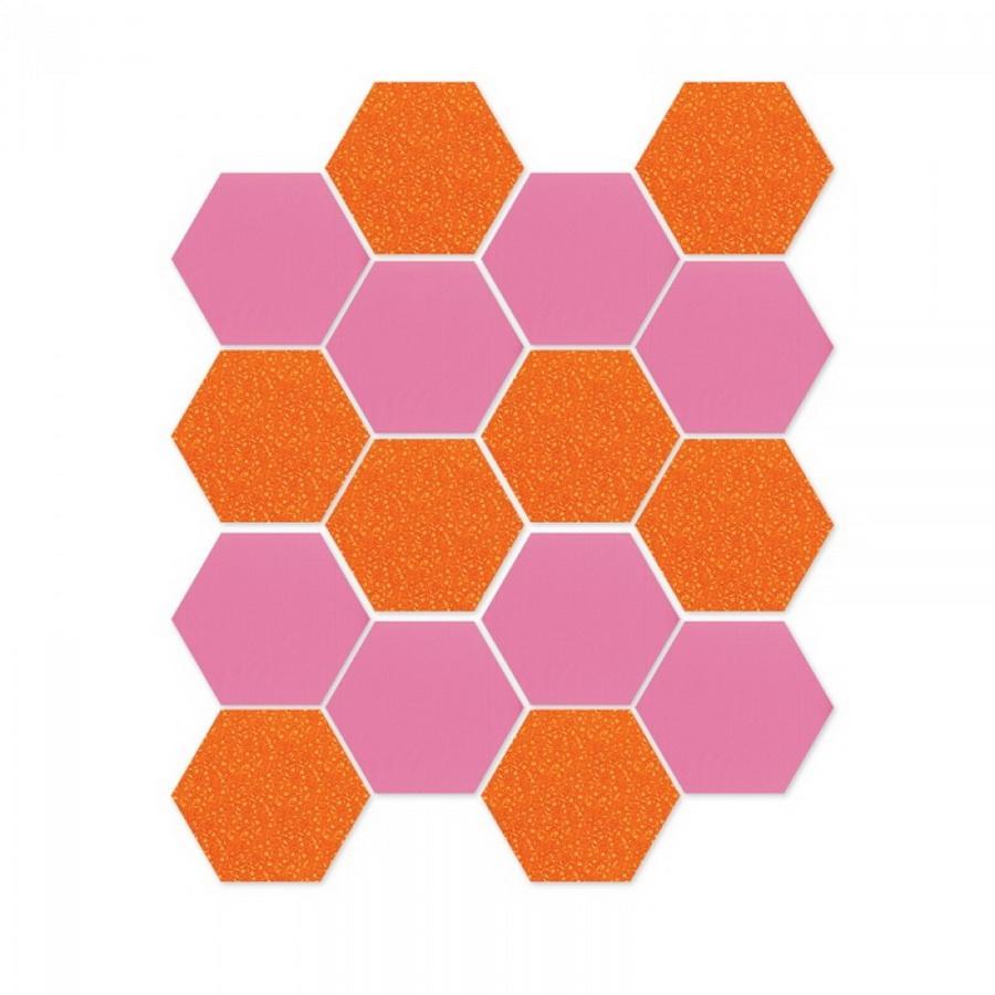 """Sizzix Bigz Die - Hexagons, 1/2"""" Sides (M&G)"""