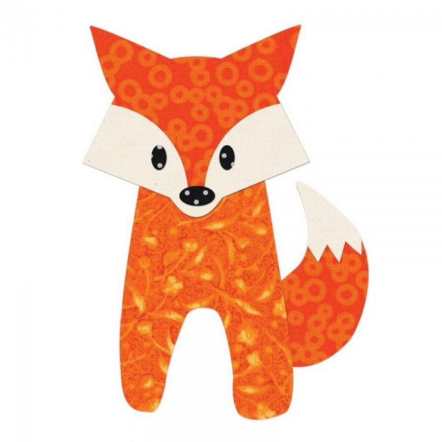 Sizzix Bigz Die - Fox by Lynda Kanase (M&G)