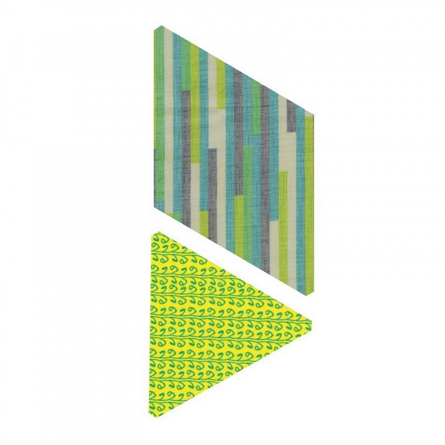 Sizzix Bigz XL Die - Rhombus w/Triangle