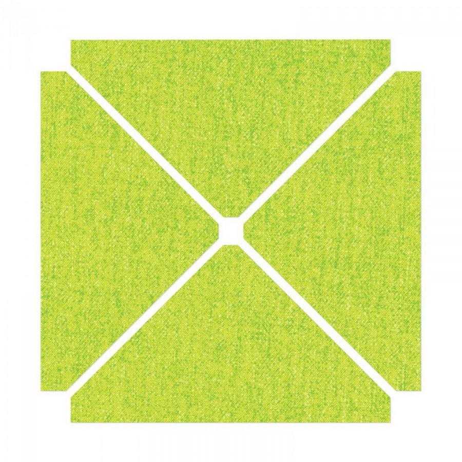 Sizzix Bigz L Die - Triangles, 2 1/2 inch H x 4 1/2 inch W Unfinished