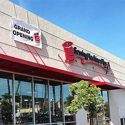Click for larger view: NEW LOCATION NOW OPEN!!! 4606 Mission Bay Dr. San Diego, CA 92109
