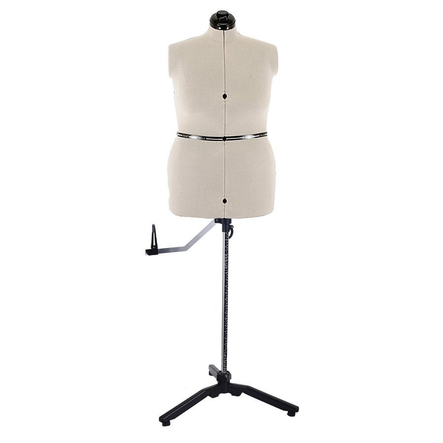 SewingMachinesPlus.com Ava Collection Adjustable Dress Form