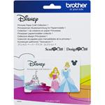 Brother Disney Princess Pattern Collection #1, 18 Patterns