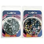 Brother Rhinestone Refill Pack 16SS - Includes 400 Pieces - Two Colors Available