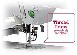 Automatic Thread Cutting