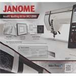Janome AcuFil Quilting Kit