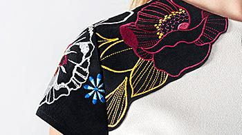 High Embroidery Speed