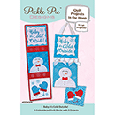 Pickle Pie Designs Baby Its Cold Outside Quilt Project Collection CD (PPDQ06)