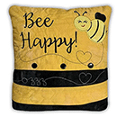 Pickle Pie Designs Bee Happy Pillows Hoop Envy Club Exclusive ITH CD (PPDHE52)