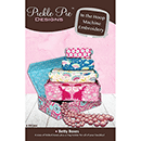 Pickle Pie Designs Betty Boxes  ITH Machine Embroidery Design CD (PPD84)