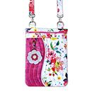 Pickle Pie Designs Charming Crossbody Bags In the Hoop Mach Emb CD (PPD73)
