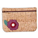 Pickle Pie Designs Cork Bloom Bag In the Hoop Embroidery Design (PPDB02)