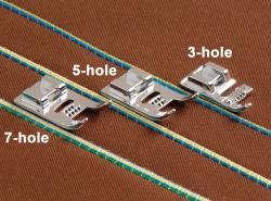 5-hole Cording Foot (SA157)