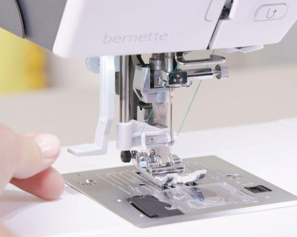Even more convenient sewing