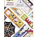 Table Please Part Two: Projects for Halloween, Thanksgiving, Christmas, and Winter