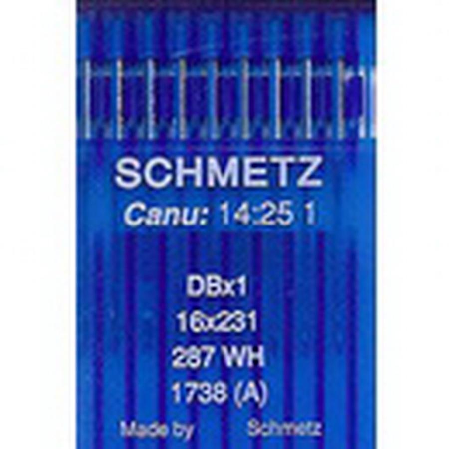 Schmetz DBx1 16x231 size 90/14 10/pkg