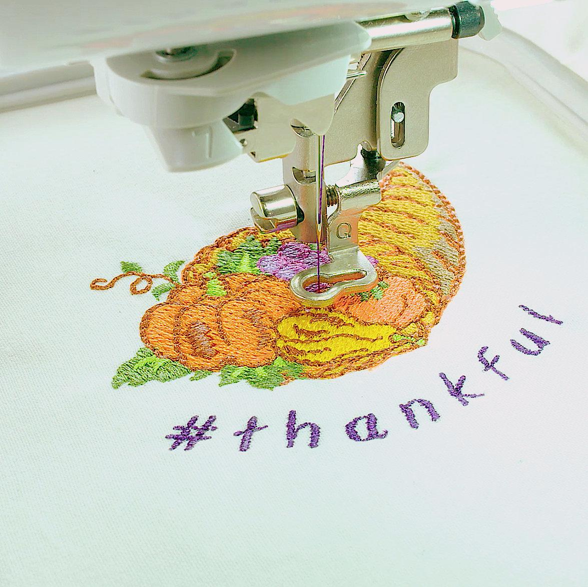 Embroidery lettering editing