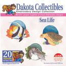 Dakota Collectibles Sea Life  Embroidery Designs - 970178